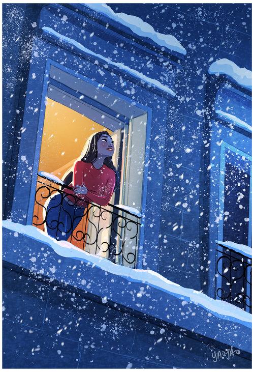 YaoyaoMVA_ChristmasSpiritInAugust