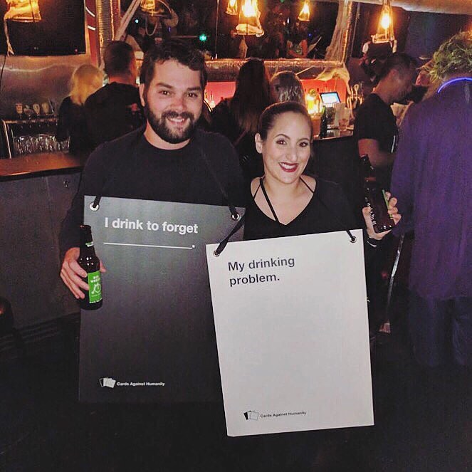 Cards Against Humanity Costume