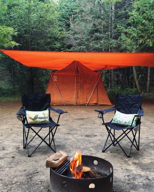 Balsam Lake Camping