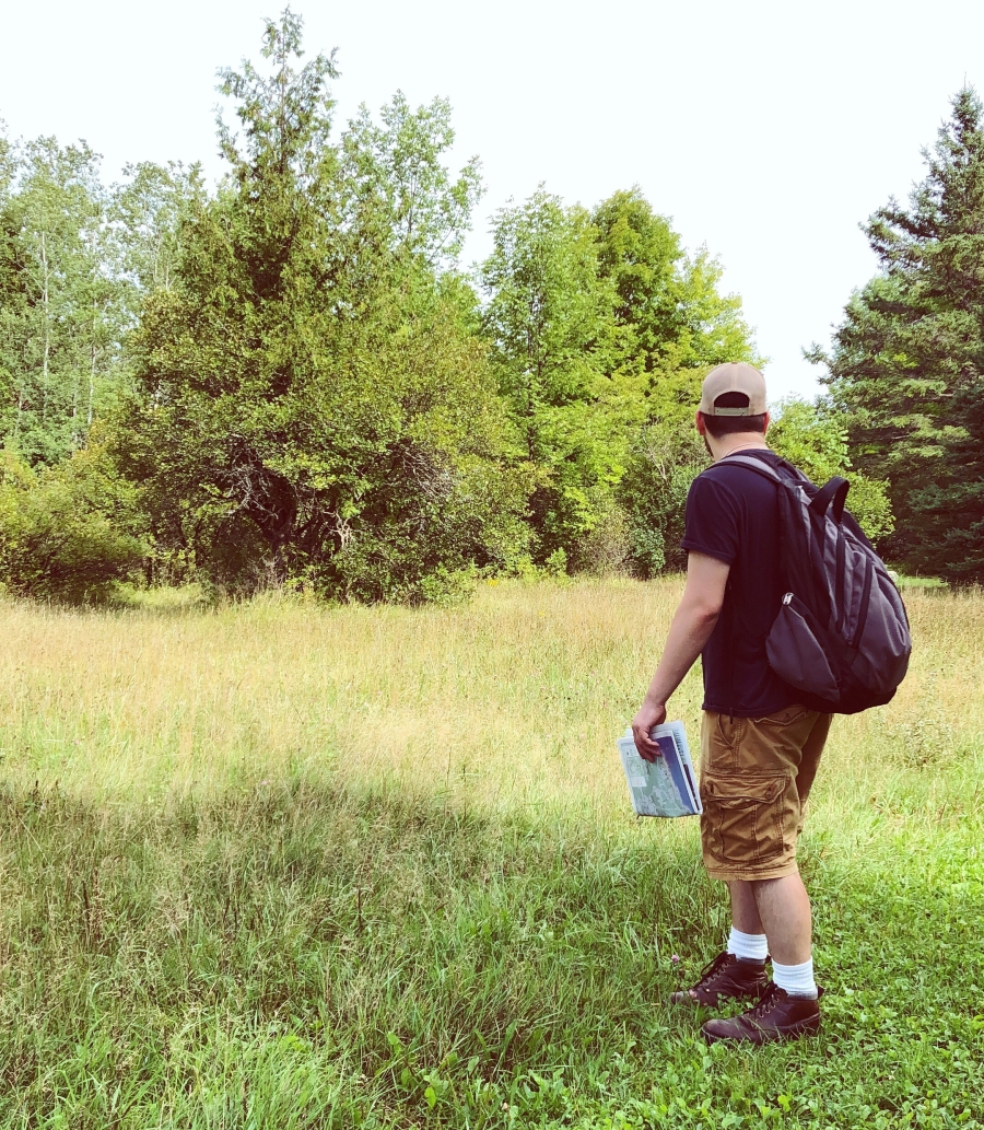 Balsam Lake Hiking