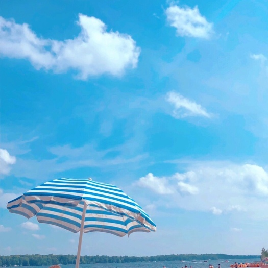 Balsam Lake Beach