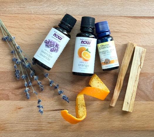 Lavender Orange Essential Oils