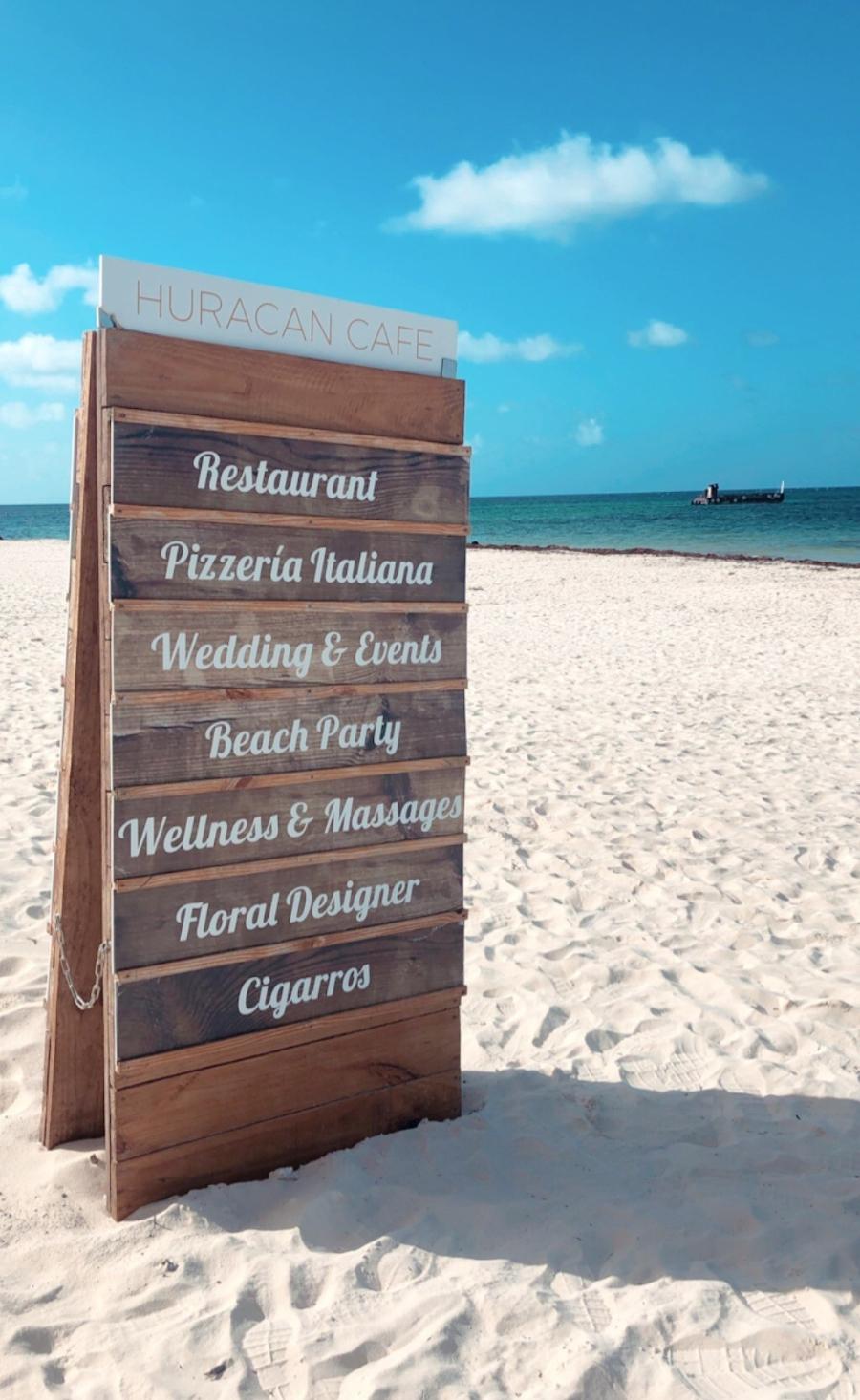 Huracan Cafe Punta Cana