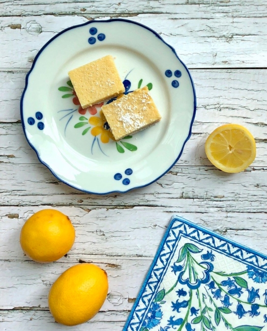 Creamy Lemon Squares Recipe 12