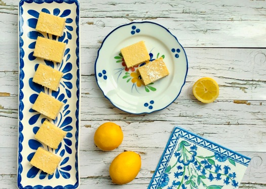 Lemon Squares1