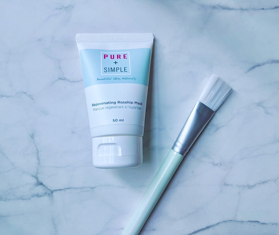 Pure and Simple Mask
